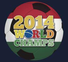 2014 World Champs Ball - Hungary Kids Clothes