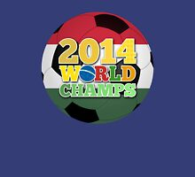2014 World Champs Ball - Hungary Unisex T-Shirt