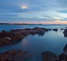 Sunset Guernsey, UK, Landscape by fiorephoto