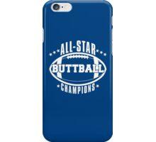 Game Grumps Buttball champions shirt iPhone Case/Skin