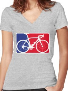 Dogma Women's Fitted V-Neck T-Shirt