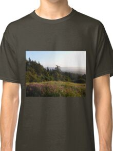 2015.04.03 1060696 Wildflowers and Redwoods Mike Stuart Classic T-Shirt