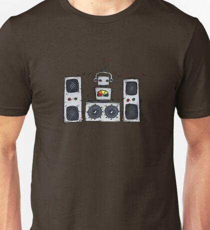 dB the robot Unisex T-Shirt