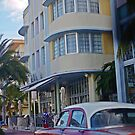 South Beach life by Melinda  Ison - Poor