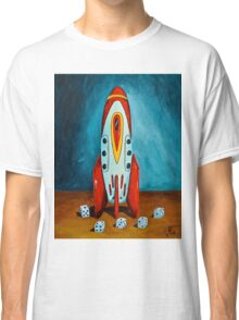 Count Down  Classic T-Shirt