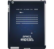 Space Vaders iPad Case/Skin