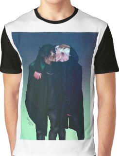 Dark Kiss Graphic T-Shirt
