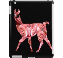 Pink Llama iPad Case/Skin