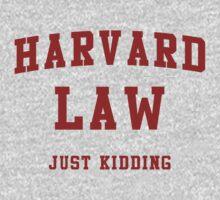 Harvard Law (Just Kidding) by Boogiemonst
