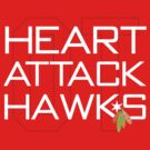 Heart Attack Hawks by fohkat