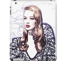 AFTERNOON BEAUTY iPad Case/Skin