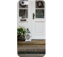 Cute White Door iPhone Case/Skin