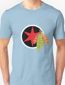 City of the Four Feathers T-Shirt