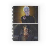 Malfoy Manor Spiral Notebook