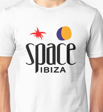 space ibiza shirt Unisex T-Shirt