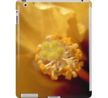 hibiscus VII iPad Case/Skin