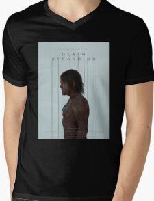 death stranding  Mens V-Neck T-Shirt