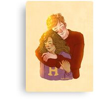 Weasley sweaters Canvas Print