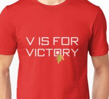 V is for Victory T-Shirt