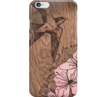 Art washes away from the soul the dust of everyday life iPhone Case/Skin