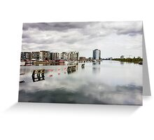 Industrial Copenhagen Greeting Card
