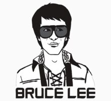 Bruce Lee nunchucks by Floris155