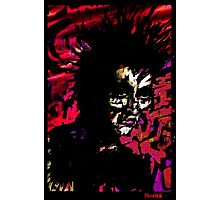 Hades. God Of The Dead. Photographic Print