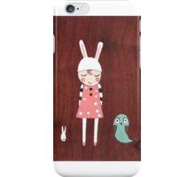 Mila and Friend iPhone Case/Skin