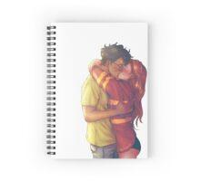 Gryffindors Spiral Notebook