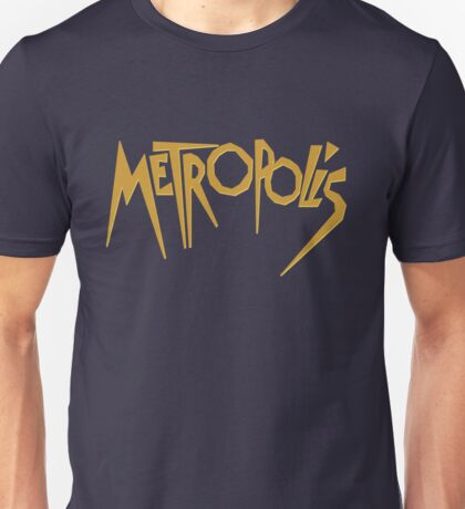 Metropolis (1927) Movie Unisex T-Shirt