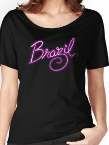 Brazil (1985) Movie Women's Relaxed Fit T-Shirt