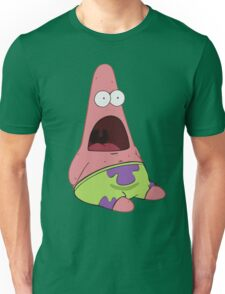Surprised Patrick Star  Unisex T-Shirt