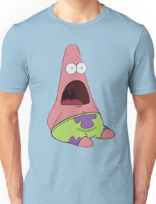 Surprised Patrick Star  Unisex T-Shirt