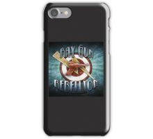 Logo - Ray Gun Rebellion iPhone Case/Skin