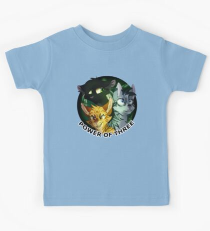 Power of Three Kids Tee
