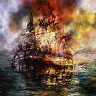 Sea Drama by Stefano Popovski