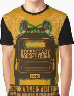 Rocksteady Rough & Tough Graphic T-Shirt