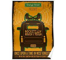 Rocksteady Rough & Tough Poster