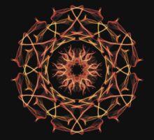 Energetic Geometry - Solar Blessing Baby Tee