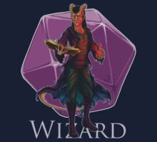 Dungeons and Dragons Wizard Kids Tee