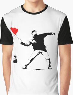 The Balloon Thrower Graphic T-Shirt