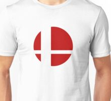 Super Smash Bros Logo Unisex T-Shirt
