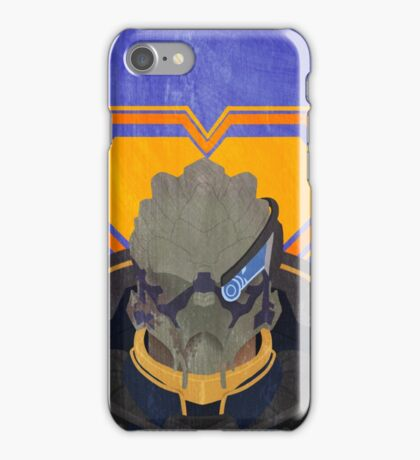 N7 Keep - Garrus iPhone Case/Skin