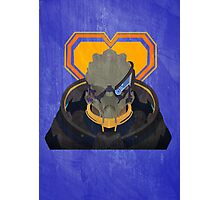 N7 Keep - Garrus Photographic Print