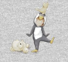 Penguin Dance One Piece - Long Sleeve