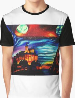 World of Dreams  Graphic T-Shirt