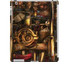Steampunk - Mechanica  iPad Case/Skin