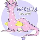 hair is natural by pagalini