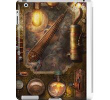 Steampunk - Victorian fuse box iPad Case/Skin