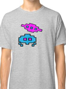 RETRO SPACE CHARACTERS Classic T-Shirt